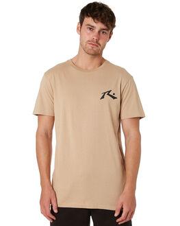 CORNSTALK MENS CLOTHING RUSTY TEES - TTM1612CNL