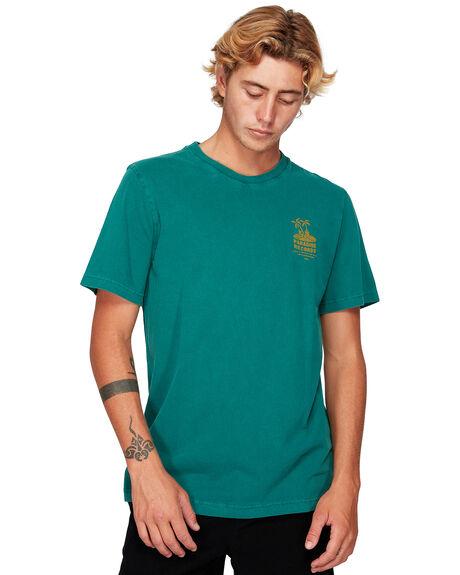 ALPINE MENS CLOTHING RVCA TEES - RV-R192044-ALP