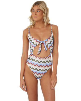 LAYLA ZIGZAG WOMENS SWIMWEAR NINE ISLANDS ONE PIECES - M8184340LAYZG