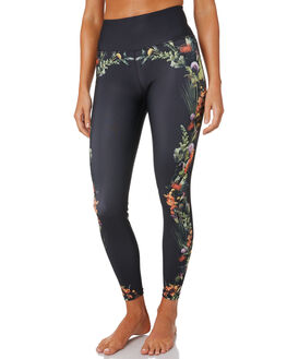 BLACK WOMENS CLOTHING HURLEY ACTIVEWEAR - CI1395010