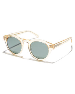 CHAMPAGNE CRYSTAL WOMENS ACCESSORIES RAEN SUNGLASSES - PRK-047ZPGRN