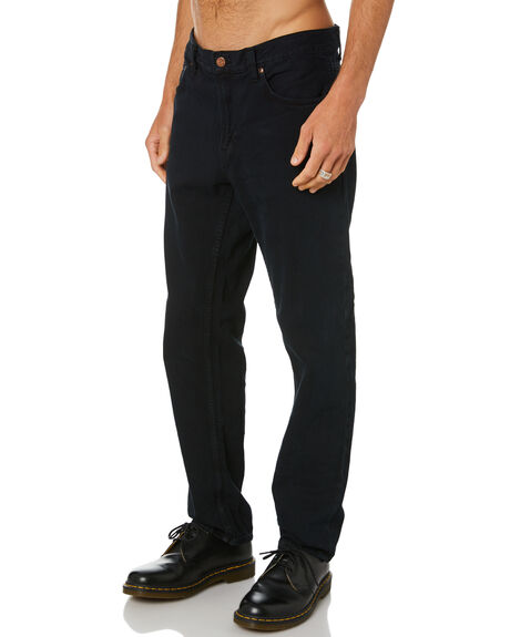 BLACK FOREST MENS CLOTHING NUDIE JEANS CO JEANS - 113536BLKFR