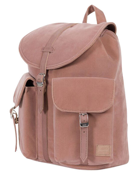 ASH ROSE WOMENS ACCESSORIES HERSCHEL SUPPLY CO BAGS + BACKPACKS - 10301-02077ASHRS