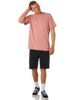 MELON MENS CLOTHING RVCA TEES - R181062MELON