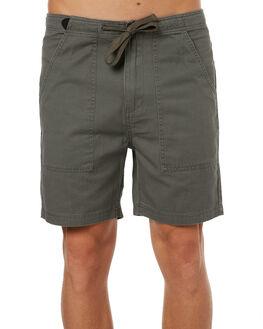 FOLIAGE GREEN MENS CLOTHING GLOBE SHORTS - GB01726002FOGRN