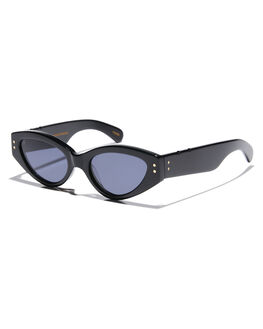 BLACK WOMENS ACCESSORIES PARED EYEWEAR SUNGLASSES - PE1804BLBLK