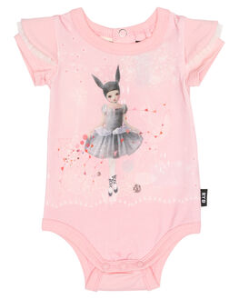 PINK KIDS BABY ROCK YOUR BABY CLOTHING - BGB1742-BGPNK