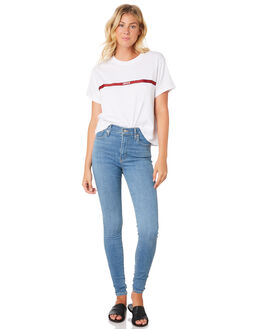 MATH CLUB WOMENS CLOTHING LEVI'S JEANS - 22791-0060MATH