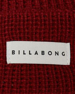 WINE MENS ACCESSORIES BILLABONG HEADWEAR - 9695351CWINE