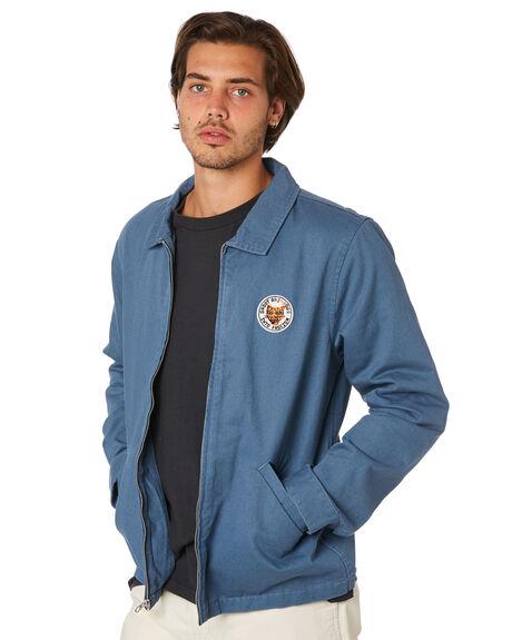 INDIGO MENS CLOTHING VOLCOM JACKETS - A1511908IND