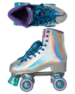 HOLOGRAPHIC WOMENS FOOTWEAR IMPALA SNEAKERS - IMPROLLER-HOLO