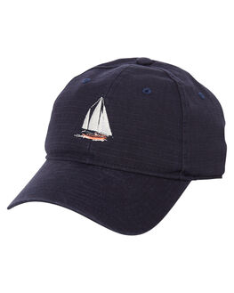 NAVY MENS ACCESSORIES BARNEY COOLS HEADWEAR - 917-MC2NVY
