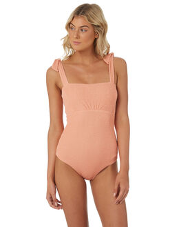 CORAL WOMENS SWIMWEAR ZULU AND ZEPHYR ONE PIECES - ZZ2227CRL