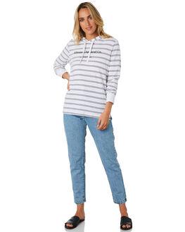 STRIPE WOMENS CLOTHING ELWOOD TEES - W01111STP