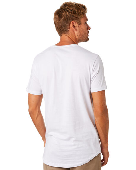 WHITE MENS CLOTHING SILENT THEORY TEES - 4085000WHT