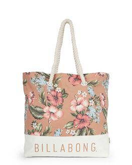 CORK WOMENS ACCESSORIES BILLABONG BAGS + BACKPACKS - BB-6691107-C9K