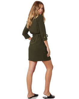 OLIVE WOMENS CLOTHING SASS DRESSES - 13742DWSSOLI