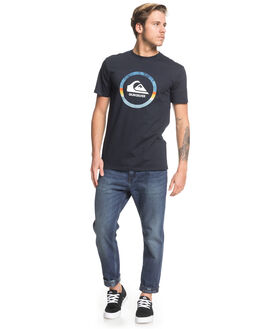 SKY CAPTAIN MENS CLOTHING QUIKSILVER TEES - EQYZT05481-KYE0
