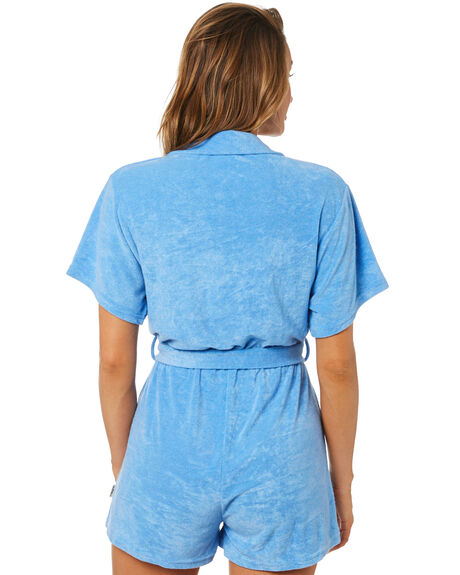 BLUE WOMENS CLOTHING INSIGHT PLAYSUITS + OVERALLS - 1000089540BLUE