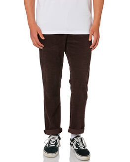 DARK COFFEE MENS CLOTHING RUSTY PANTS - PAM0942DCF