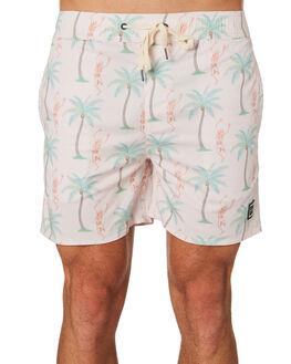 PEACH MENS CLOTHING INSIGHT BOARDSHORTS - 5000000873PEA