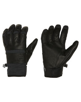 BLACK BOARDSPORTS SNOW POW GLOVES - VIG-B-L-HIP-BKBLK