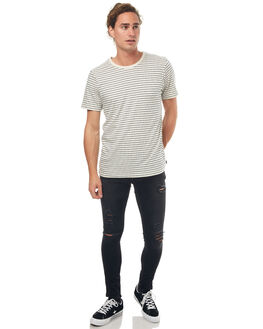WHITE EMERALD JELLY MENS CLOTHING BONDS TEES - AYD6IEDC