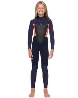 BLUE RIBBON/CORAL BOARDSPORTS SURF ROXY GIRLS - ERGW103022-XBBM