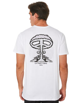 WHITE MENS CLOTHING SWELL TEES - S5194005WHITE