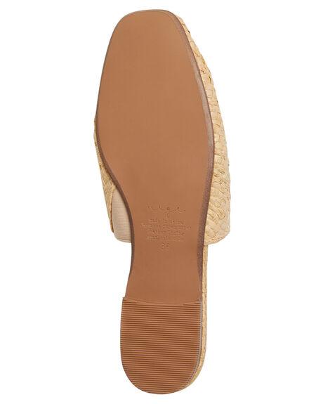 NATURAL WEAVE WOMENS FOOTWEAR URGE FASHION SANDALS - URG17200NWVE