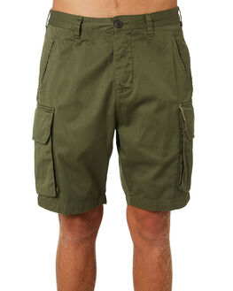 CLOVER MENS CLOTHING DEUS EX MACHINA SHORTS - DMP83111CLO