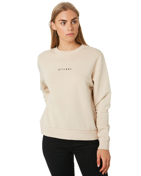 THRIFT WHITE WOMENS CLOTHING THRILLS JUMPERS - WTA20-220ATHWHT