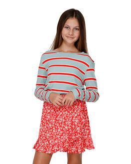 GRENADINE KIDS GIRLS BILLABONG SHORTS + SKIRTS - BB-5591521-GND