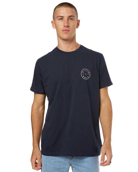 NAVY MENS CLOTHING BILLABONG TEES - 9585031NVY