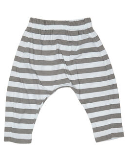 GREY WHITE KIDS BABY BILLY KIDS CLOTHING - DP009GRYWH