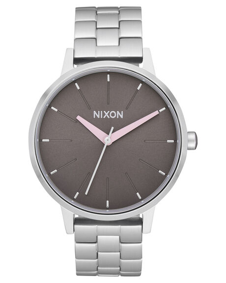 SILVER GRAY PINK WOMENS ACCESSORIES NIXON WATCHES - A099-3161