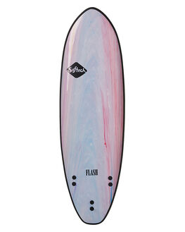 COLOURED MARBLE SURF SURFBOARDS SOFTECH MID LENGTH - FLDS-CLM-057CLM