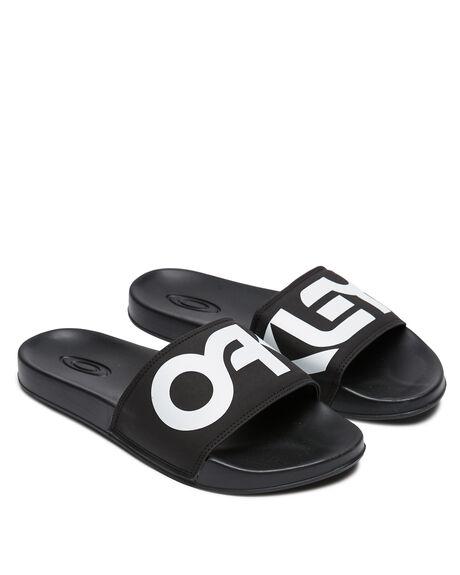 BLACKOUT MENS FOOTWEAR OAKLEY THONGS - FOF10009502E