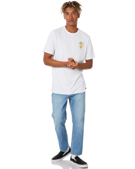 WHITE MENS CLOTHING SWELL TEES - S5211004WHITE