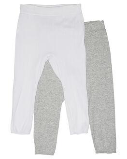 NEW GREY MARLE KIDS BABY BONDS CLOTHING - BXDFNWY