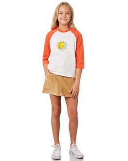 HONEY KIDS GIRLS EVES SISTER SHORTS + SKIRTS - 9531066YLW