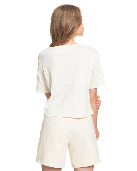 NATURAL WOMENS CLOTHING QUIKSILVER SHORTS - EQWNS03029-WZA0