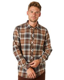 KHAKI MENS CLOTHING BILLABONG SHIRTS - 9595208KHAKI