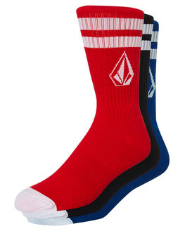 WTC MENS CLOTHING VOLCOM SOCKS + UNDERWEAR - D6341800WTC
