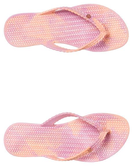 MULBERRY WOMENS FOOTWEAR BILLABONG THONGS - 6671801MLBRY