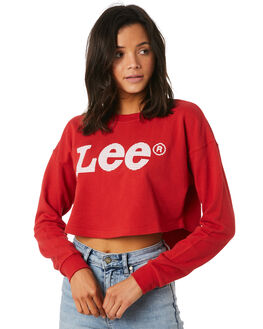 SCARLET WOMENS CLOTHING LEE JUMPERS - L-651766-346