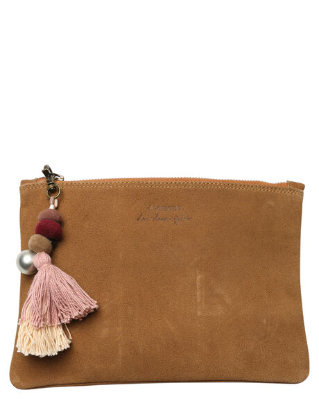 TAN WOMENS ACCESSORIES ELEMENT PURSES + WALLETS - 274542ATAN