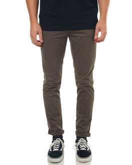 WOODLAND GREEN MENS CLOTHING GLOBE PANTS - GB01216010WOGRN