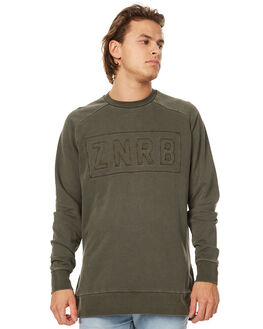 PIGMENT PEAT MENS CLOTHING ZANEROBE JUMPERS - 401-RISEPPEAT