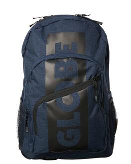 INDIGO MENS ACCESSORIES GLOBE BAGS - GB71619016IND